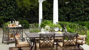 Grand Resort Villa Park 7 Piece Dining Set