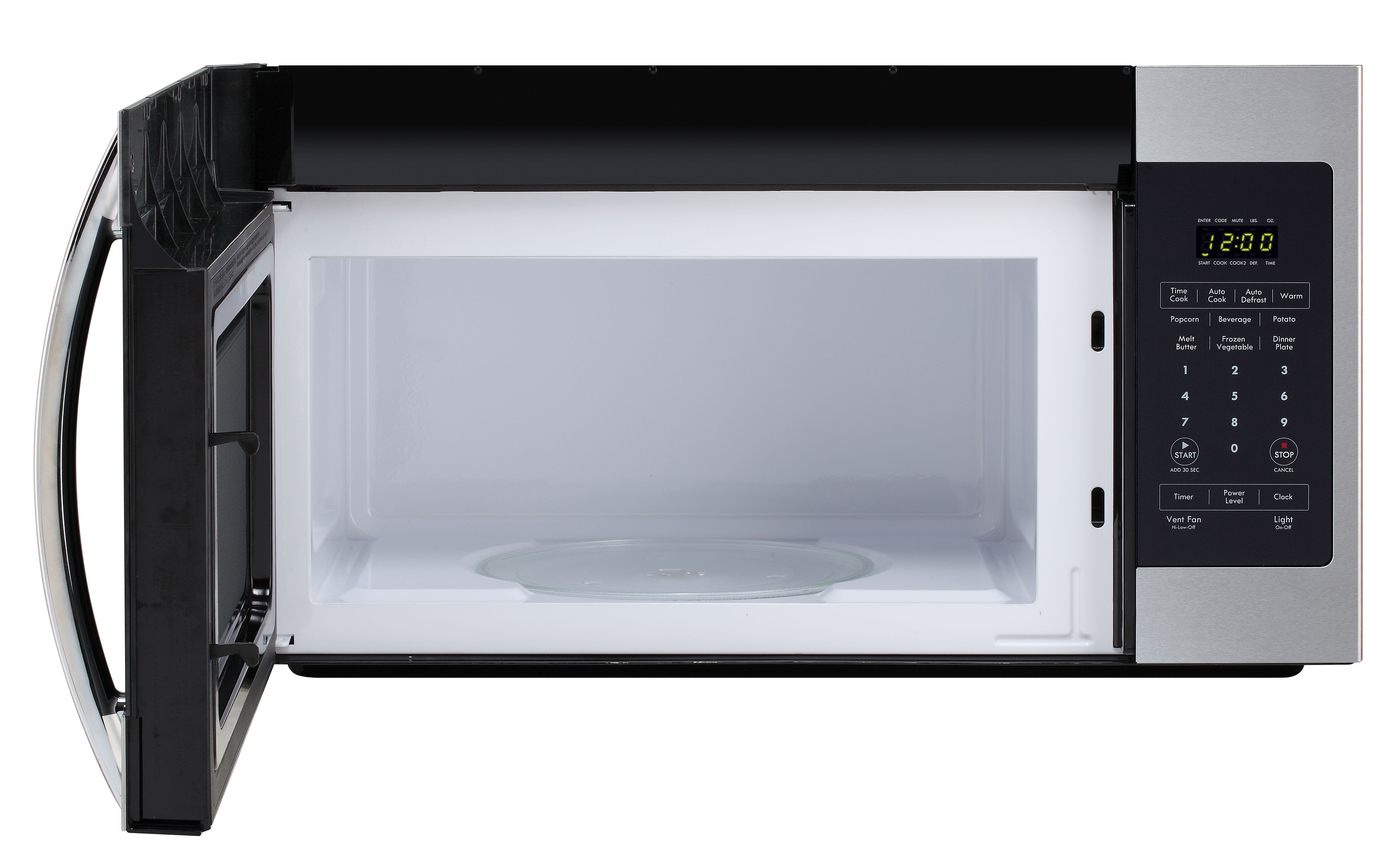 kenmore 83523 1 6 cu ft over the