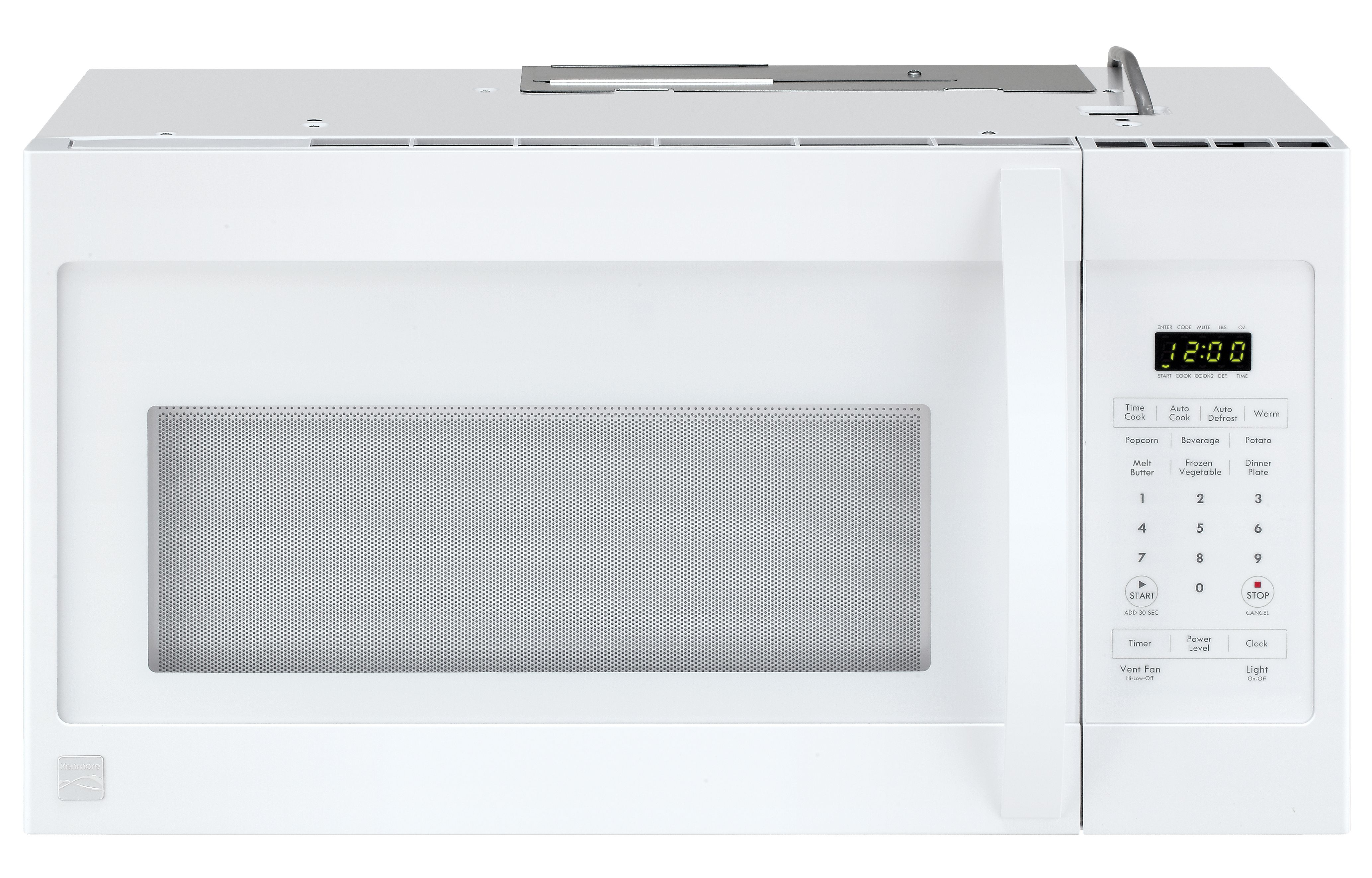 kenmore 83522 1 6 cu ft over the