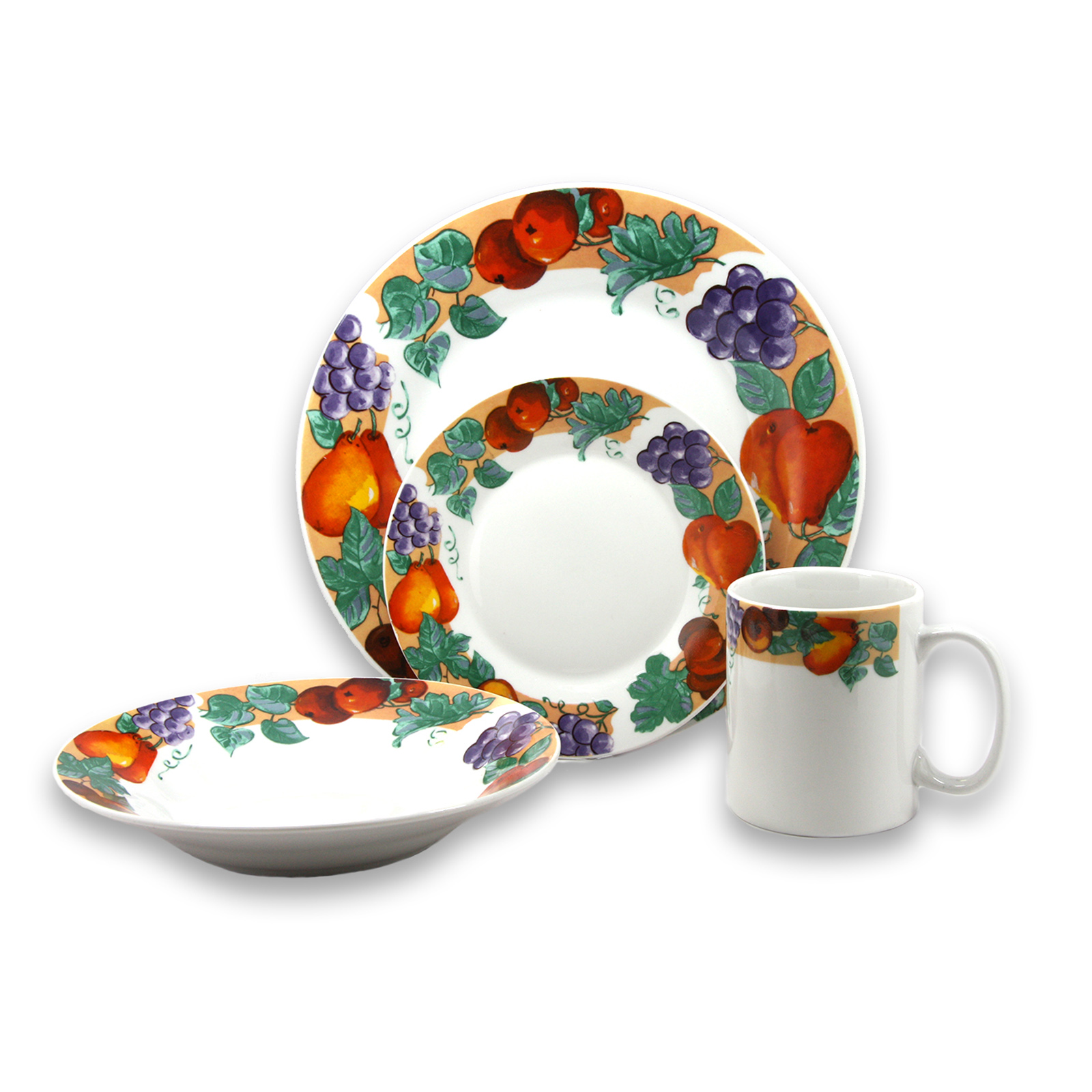 sc 1 st  Celebrations Cake Decorating & Gibson Elite Couture Dinnerware Patterns
