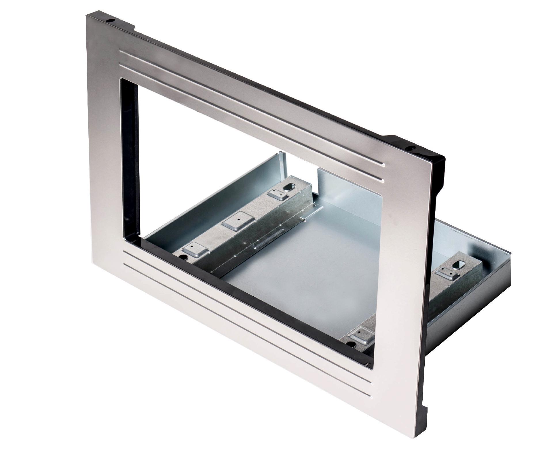 kenmore 23303 30 countertop microwave trim kit stainless