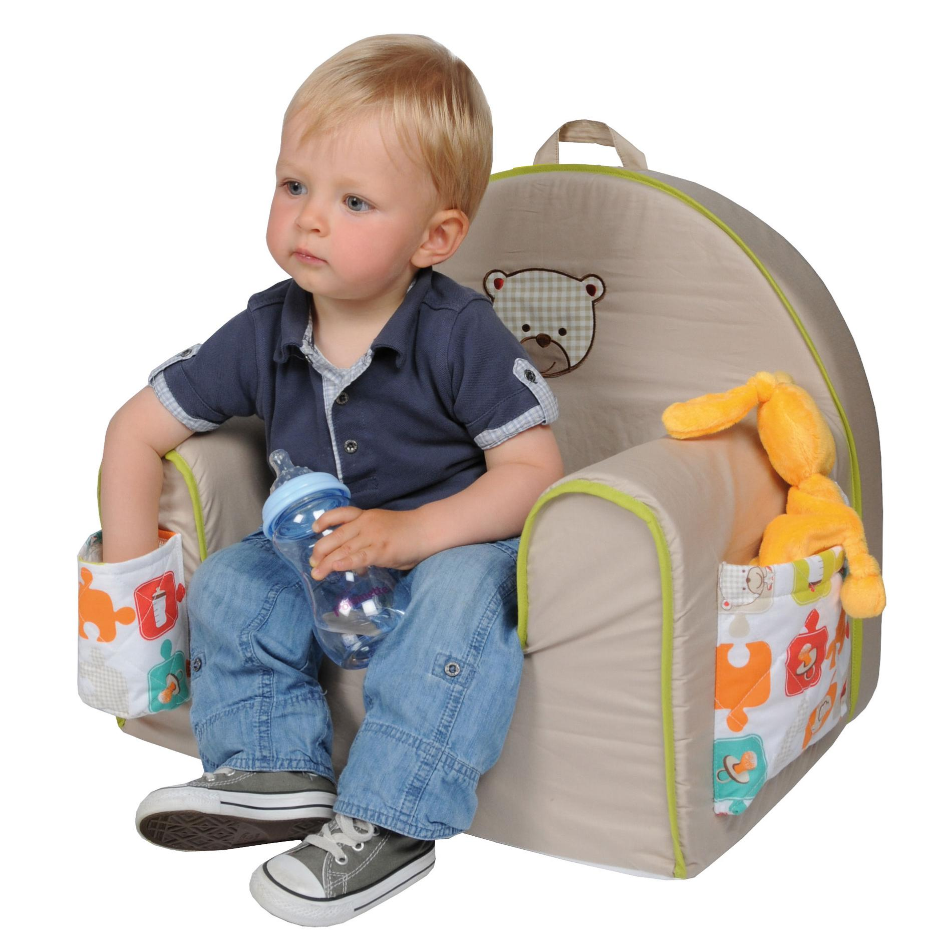 Tineo By Candide Baby Group Toddler Padded Armchair With