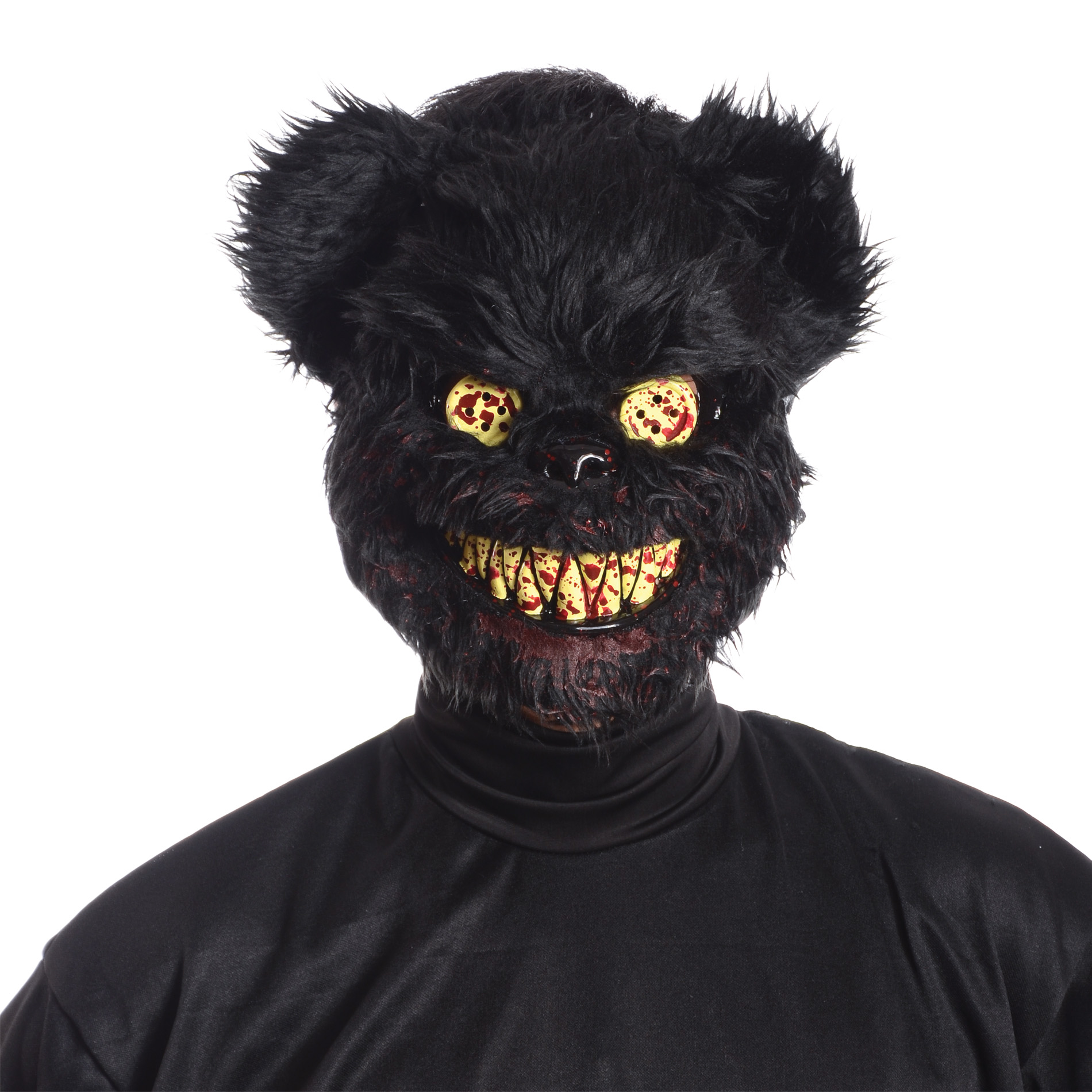 Totally Ghoul Deady Bears Jeffrey Black Bear