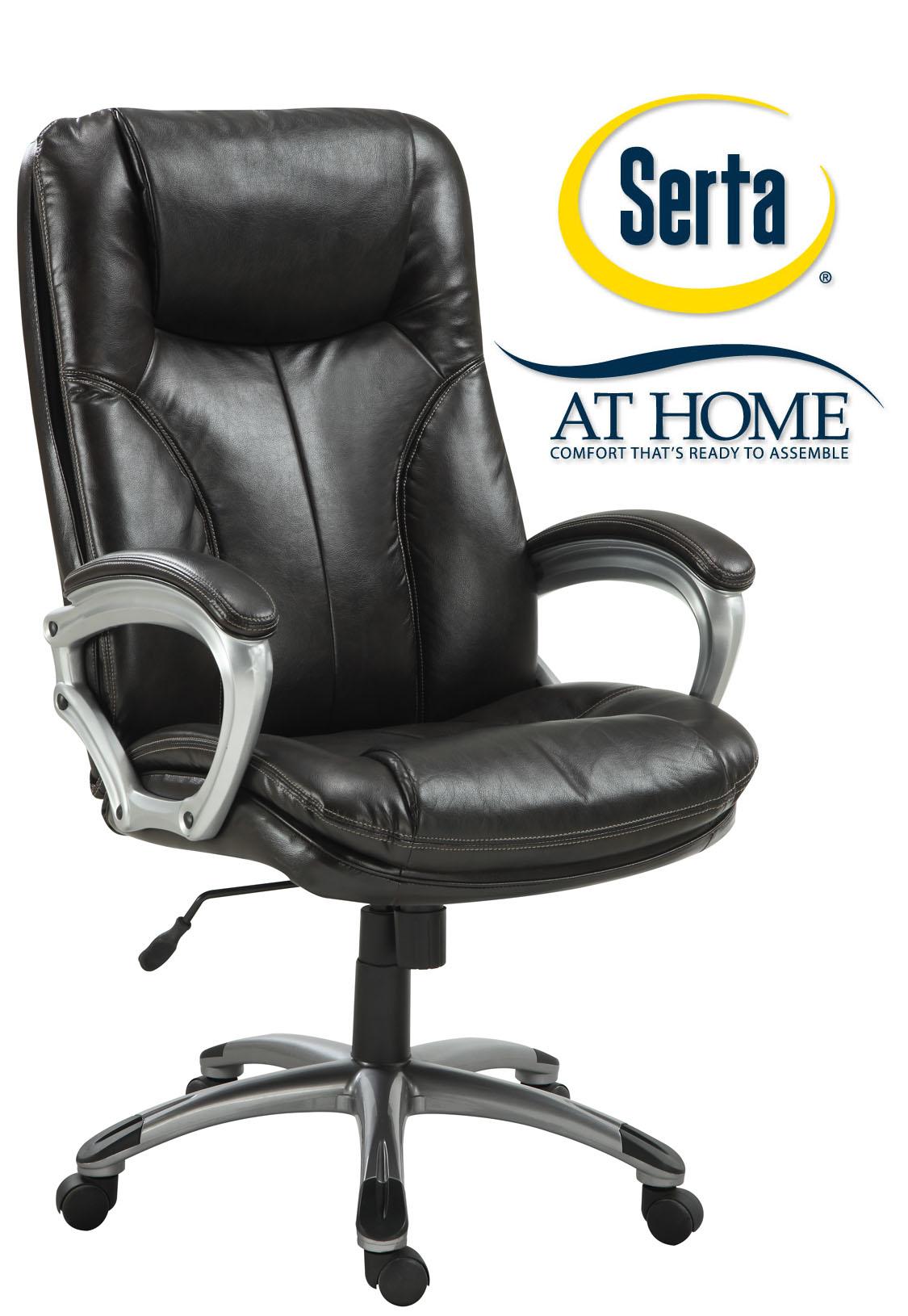 Serta Executive Big Amp Tall Office Chair