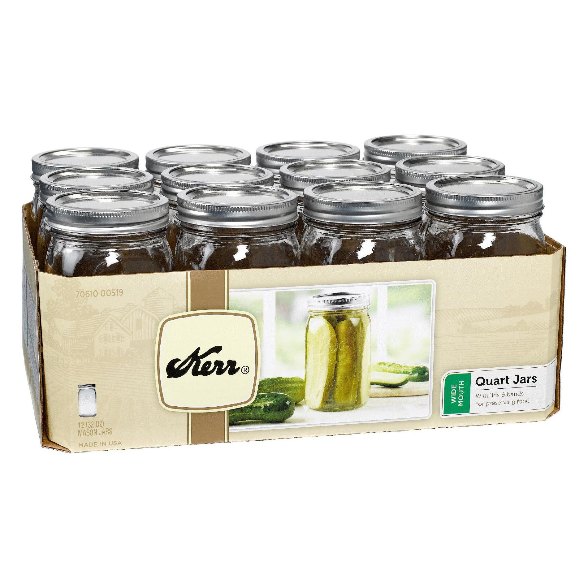 Pint Jar Ounces Canning