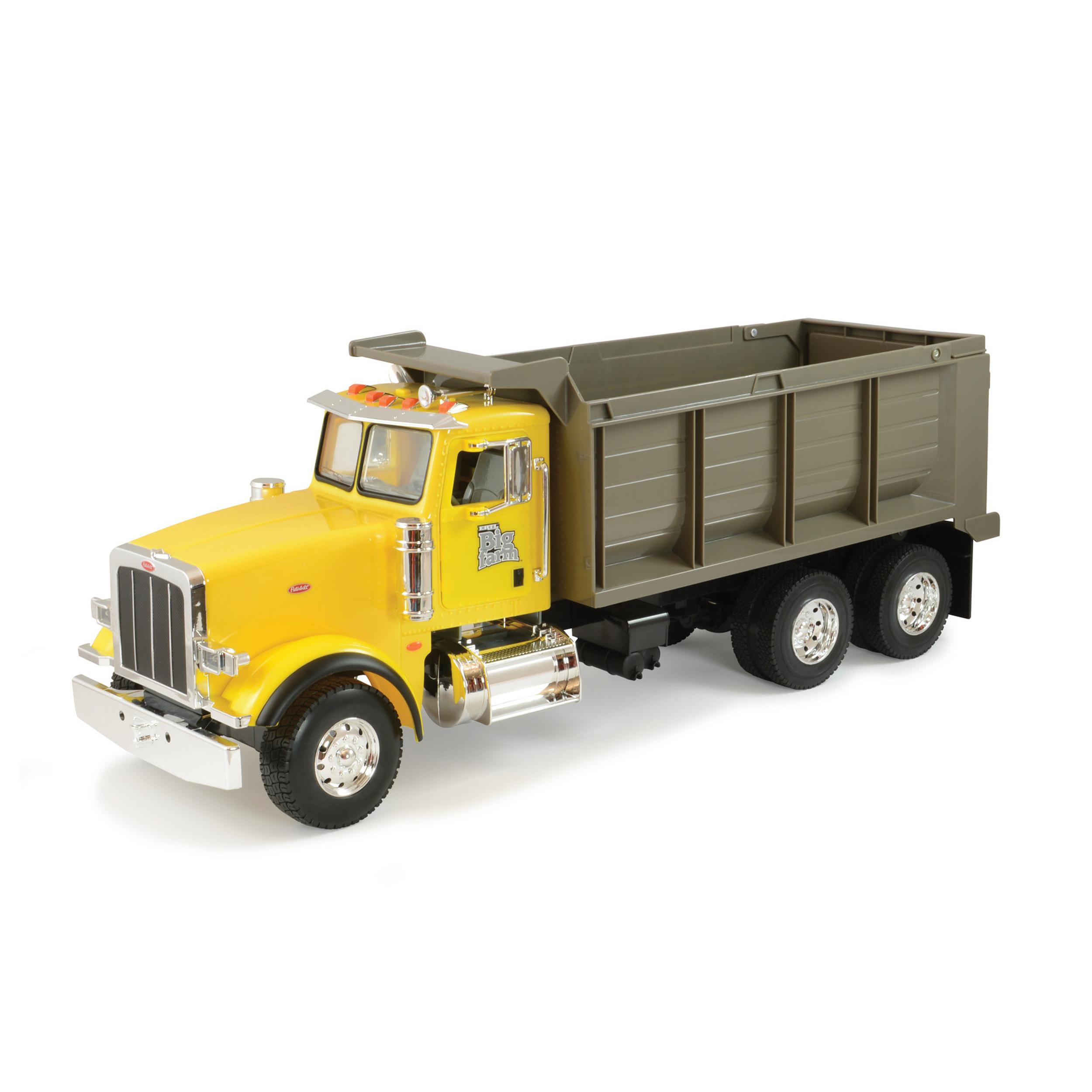 Tomy ERTL Big Farm 116 Peterbilt Model 367 Straight Truck
