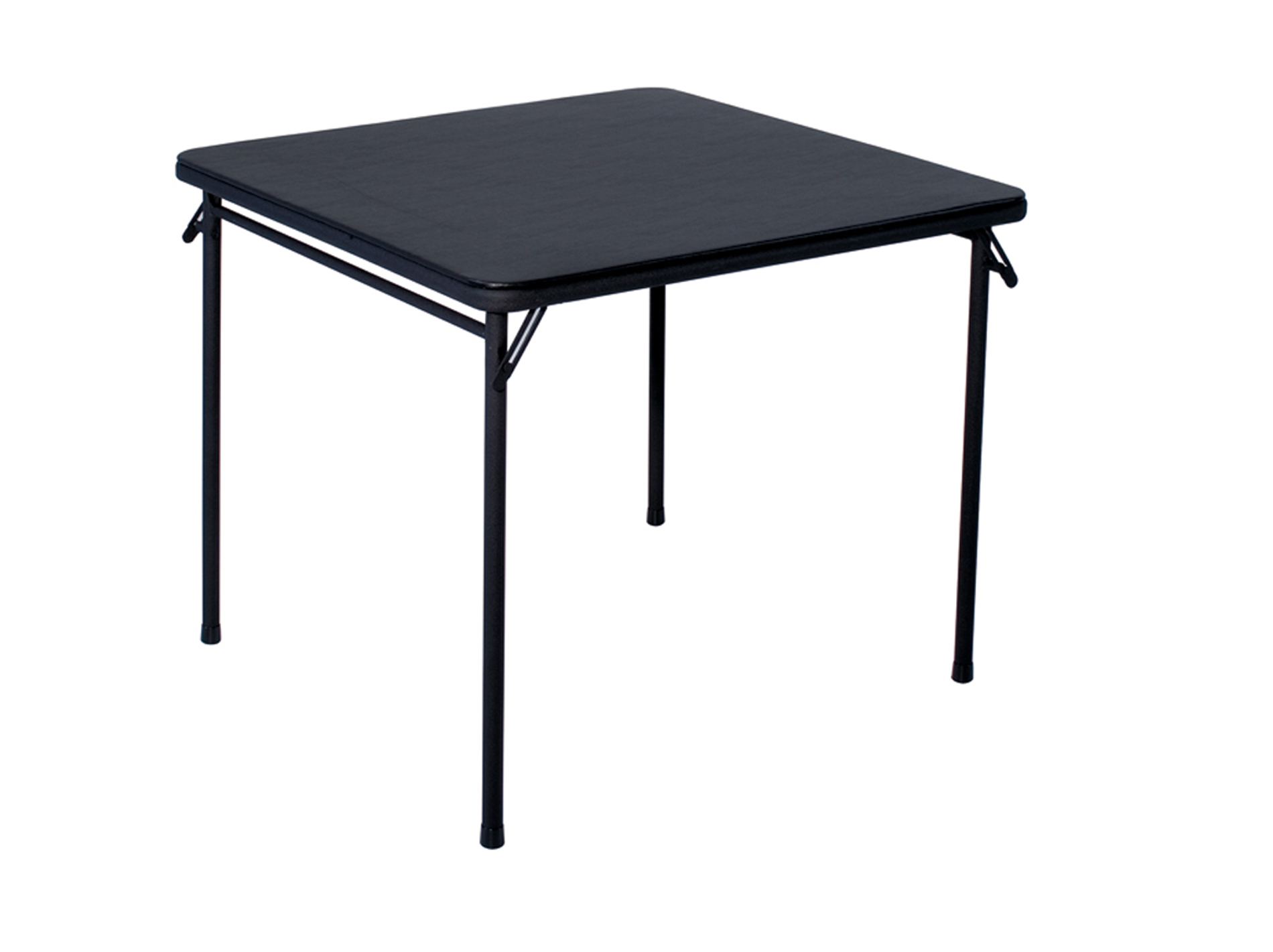 34 In Square Folding Table