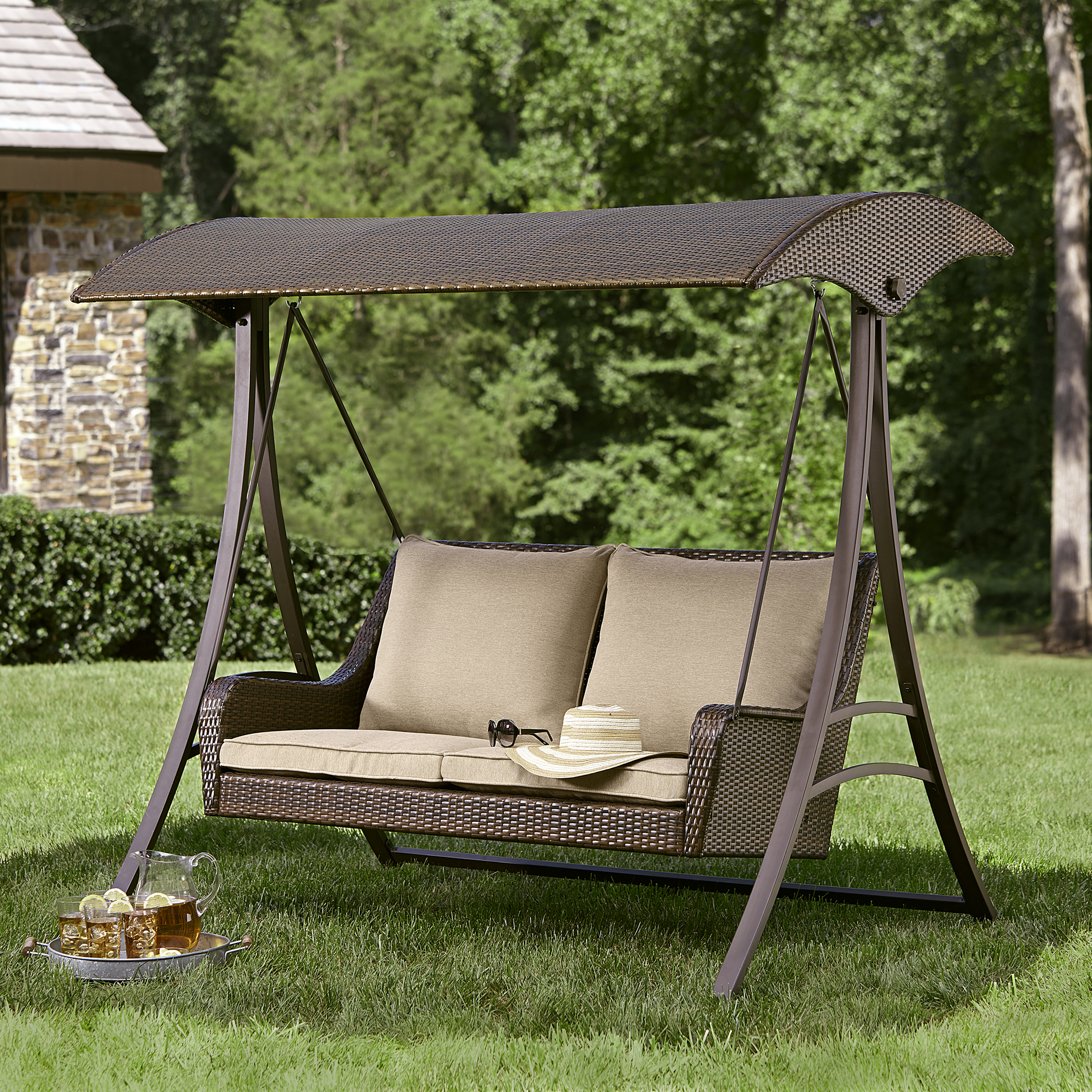Patio Swings Find The Right Swing For Your Patio At Sears