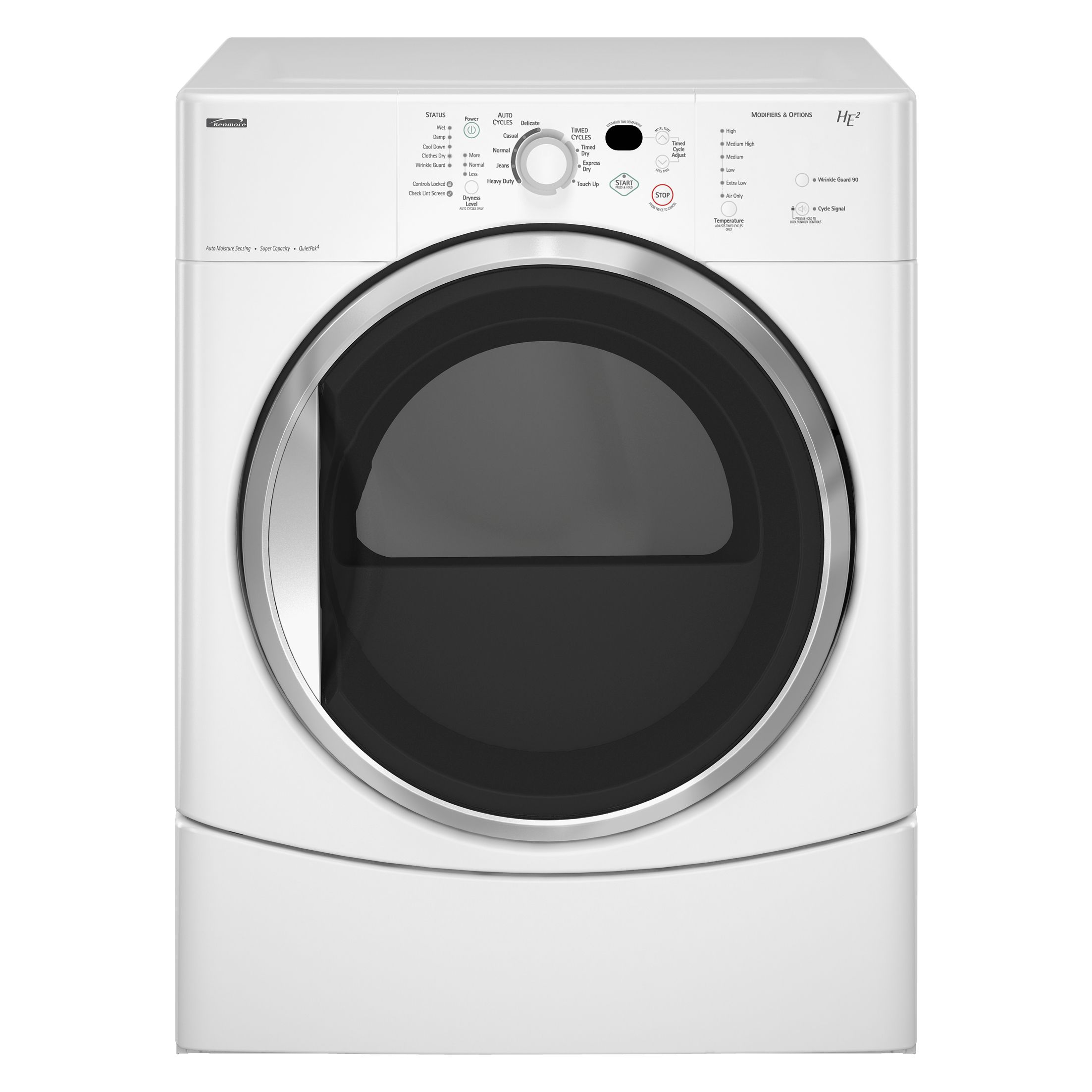 Kenmore Washer Service Manual