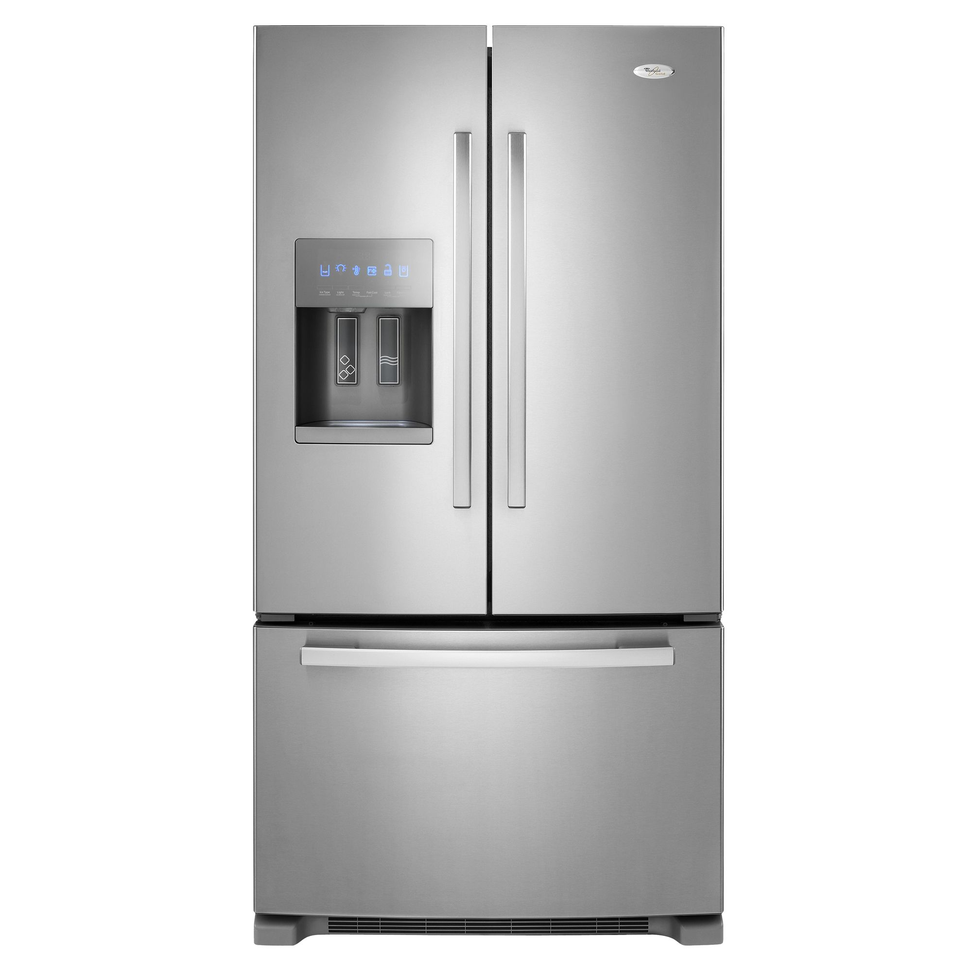 Frigidaire Gallery French Door Counter Depth Refrigerator