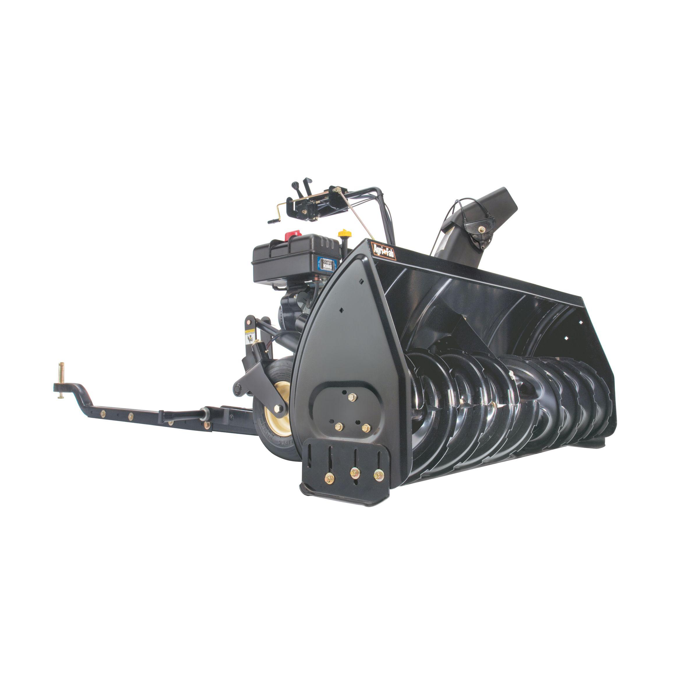 Agri Fab ATV 2 Stage Snowblower Multi Fit Lawn