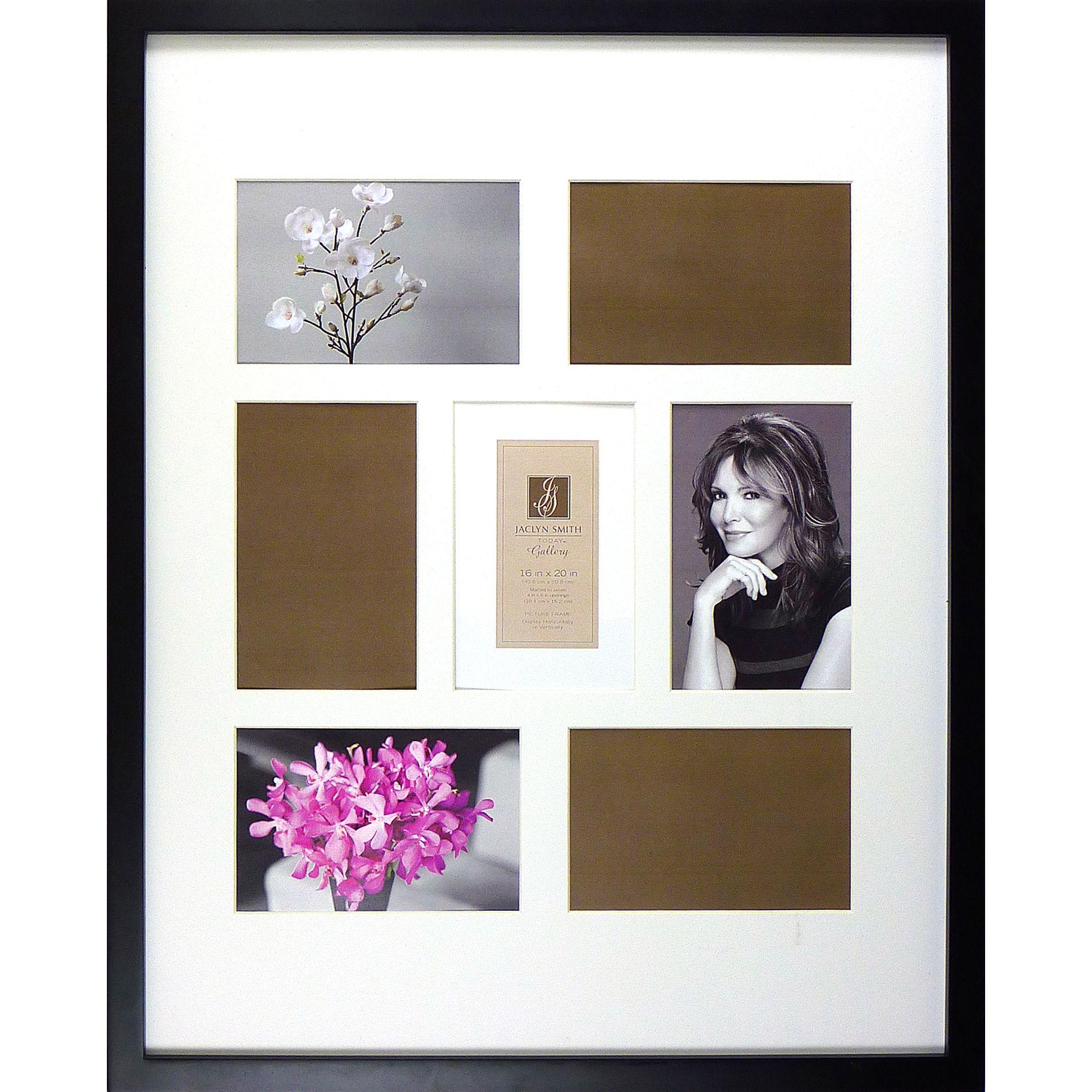 Melannco 10 Opening Acrylic Collage Frame