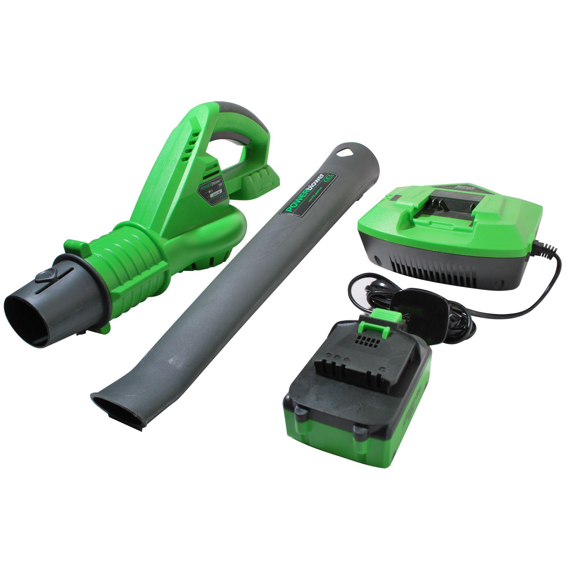 Lightweight Garden Vac Leaf Blower