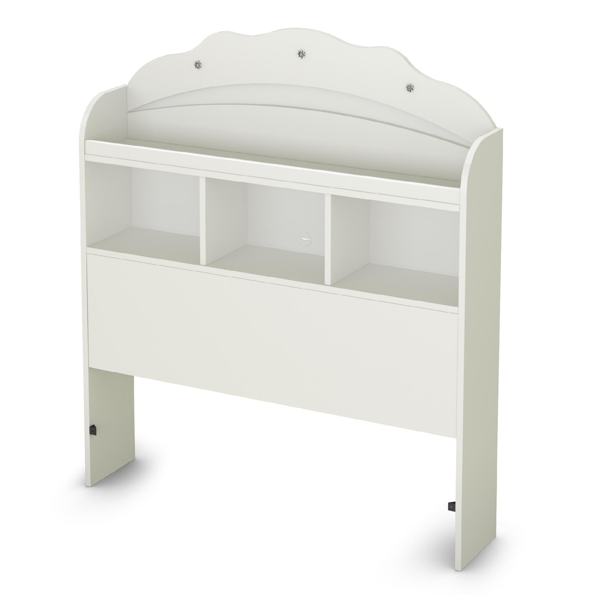South Shore Tiara Collection Twin 39 Inch Bookcase Headboard