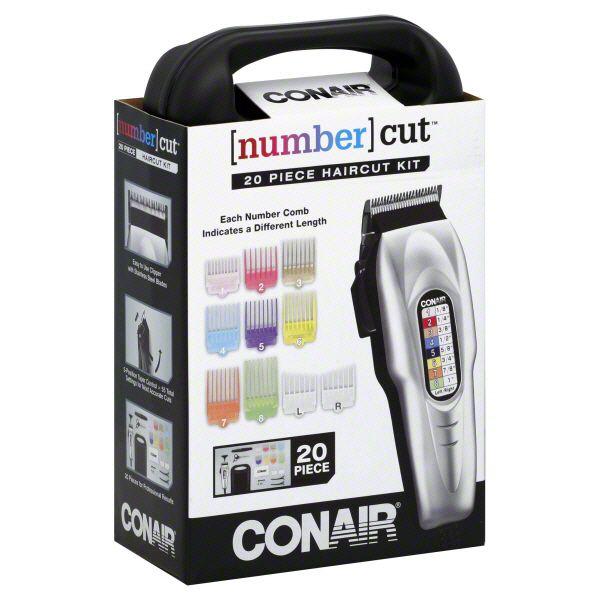 Conair Haircut Kit 20 Pieces Beauty Hair Care