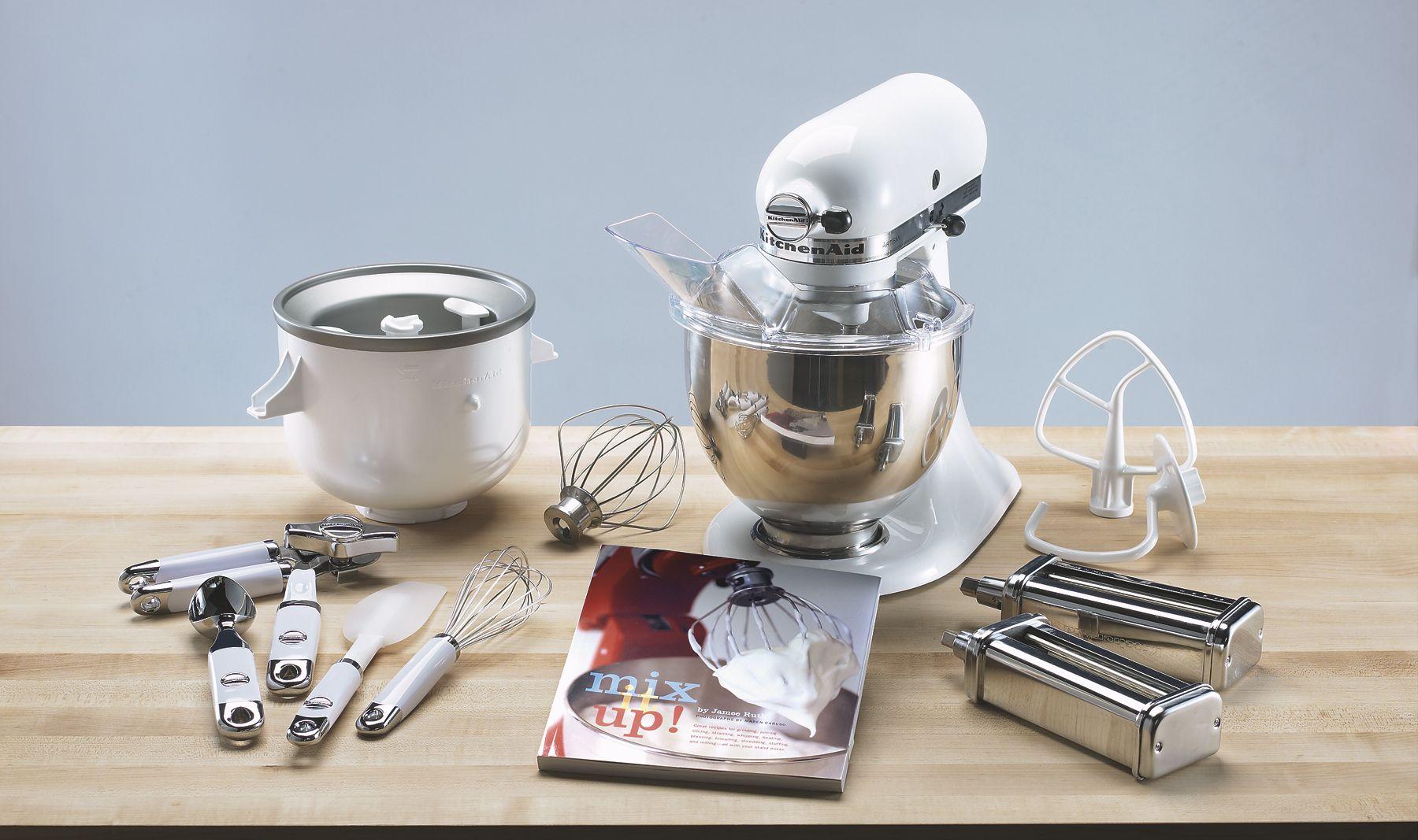KitchenAid 2-Quart Ice Cream Maker Attachment