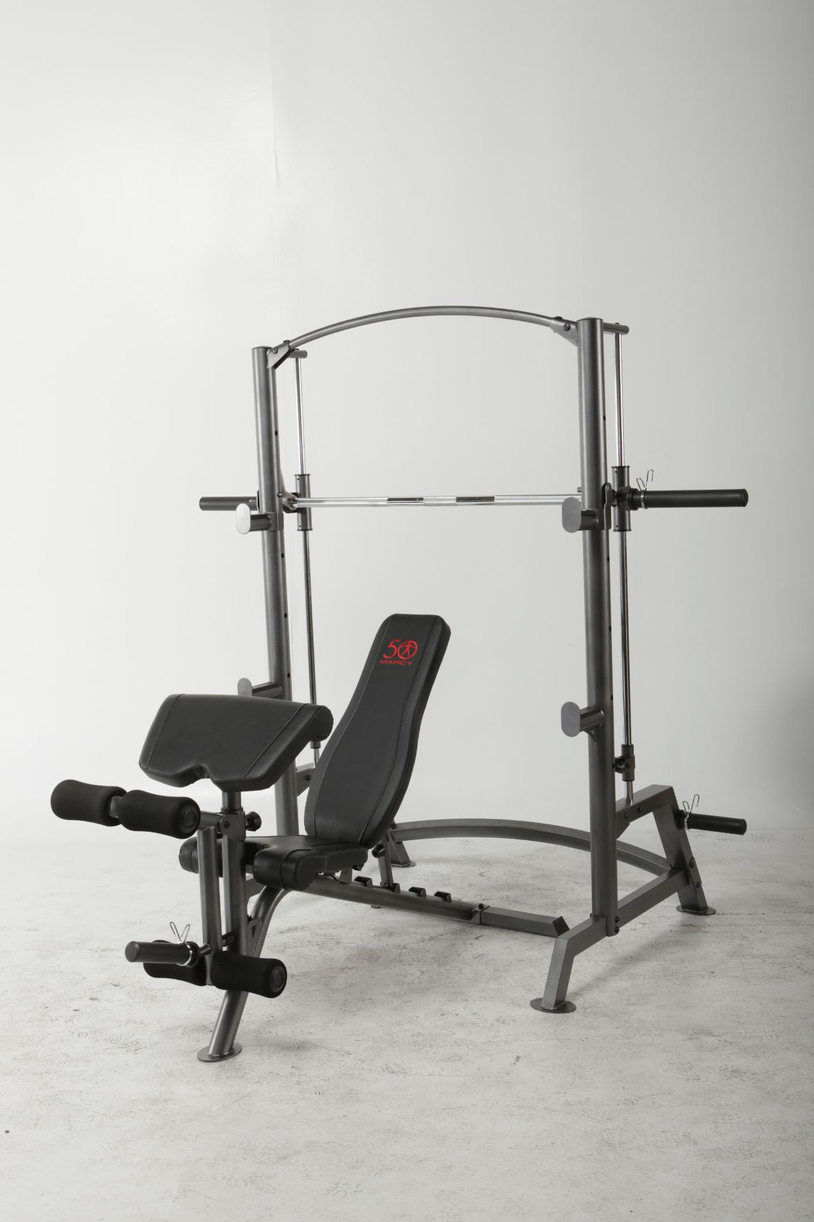 Marcy Gym Equipment Sm1050 Smith Cage With Separate Weight