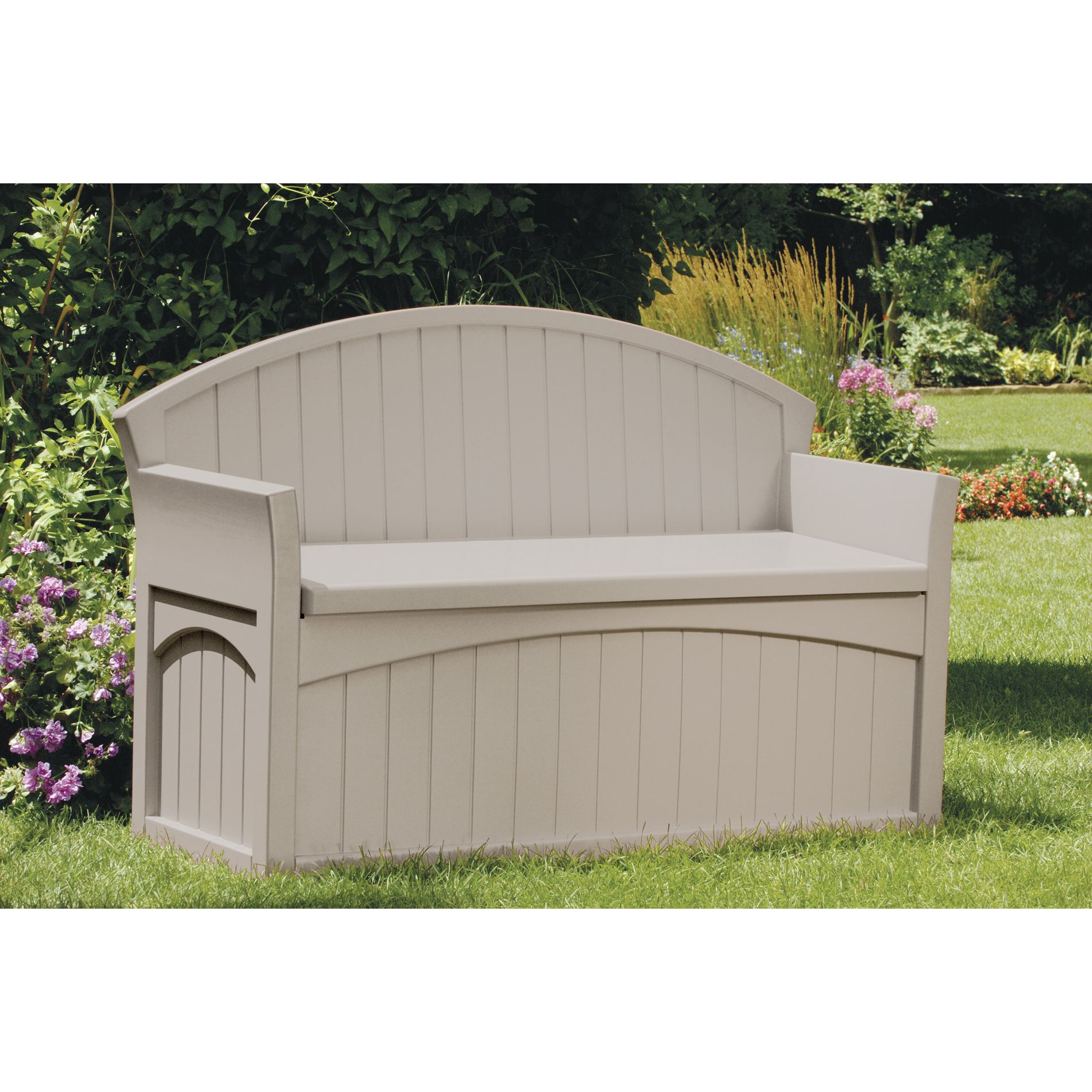 Deck Boxes Get Outdoor Storage Boxes At Sears