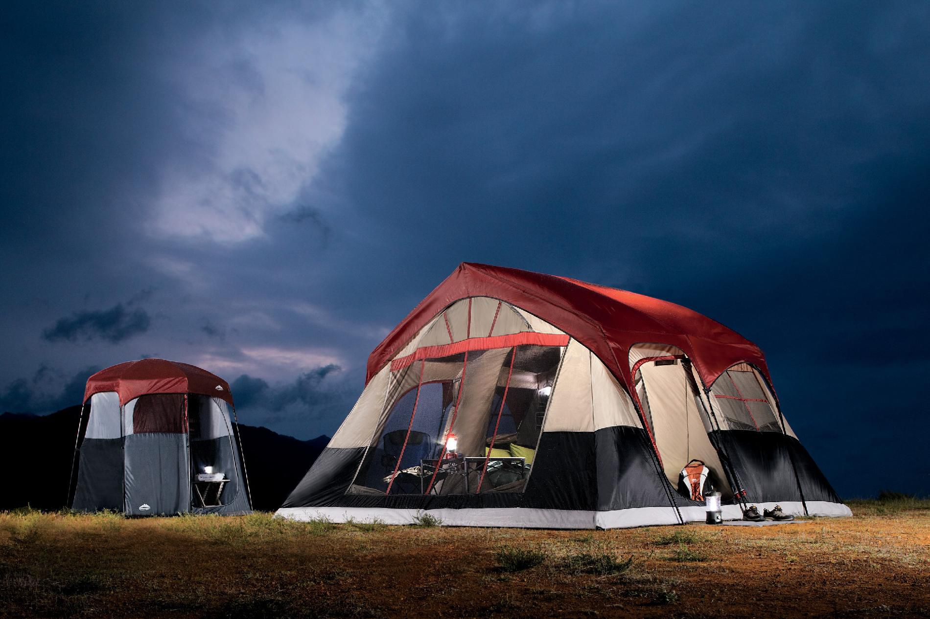 Northwest Territory Vacation Home 10 Person Tent