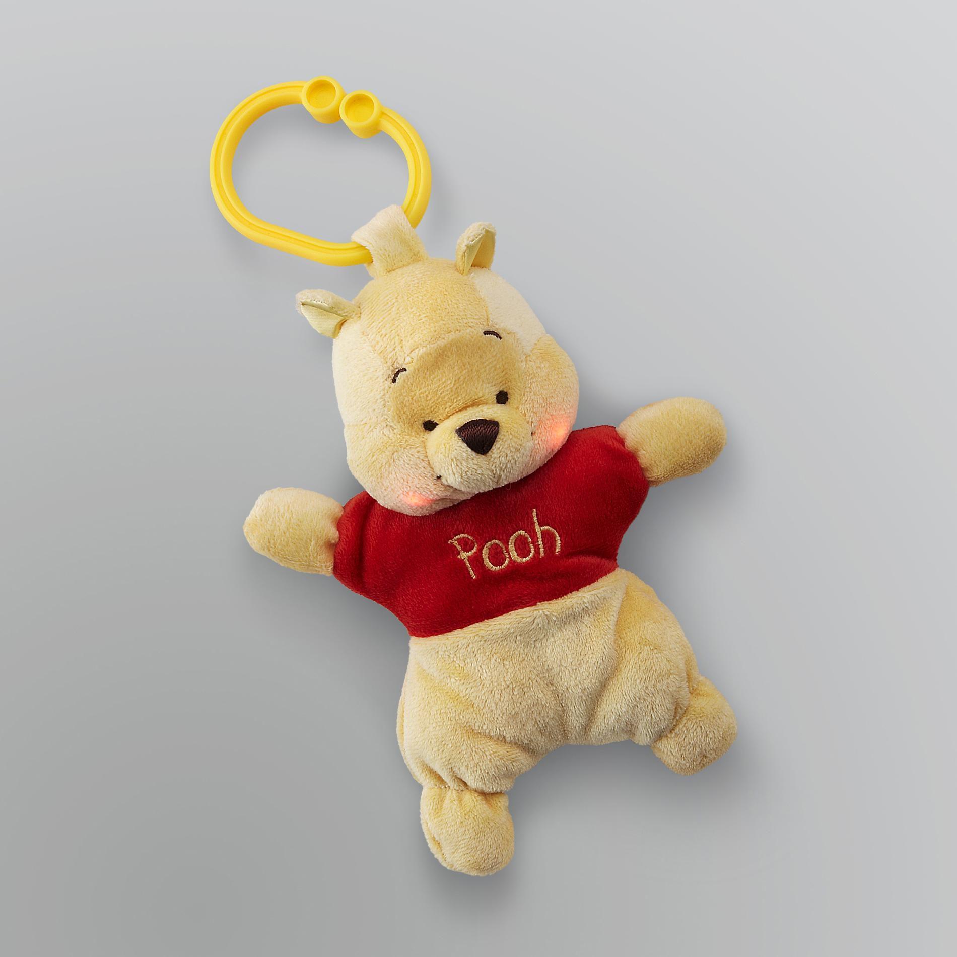 Disney Attachable Plush Toy Winnie The Pooh Pooh