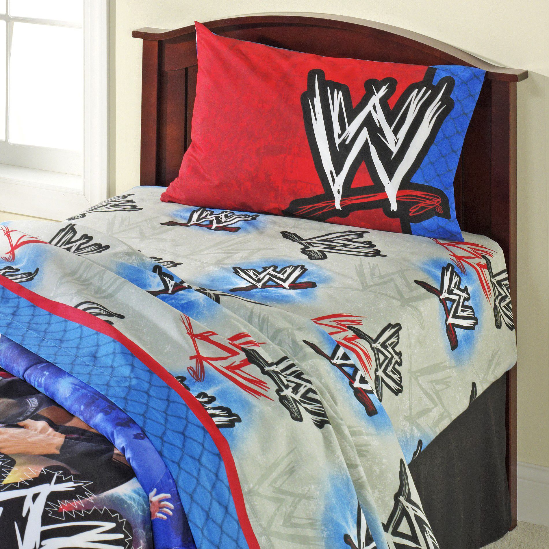 Wwe Champion Sheet Set