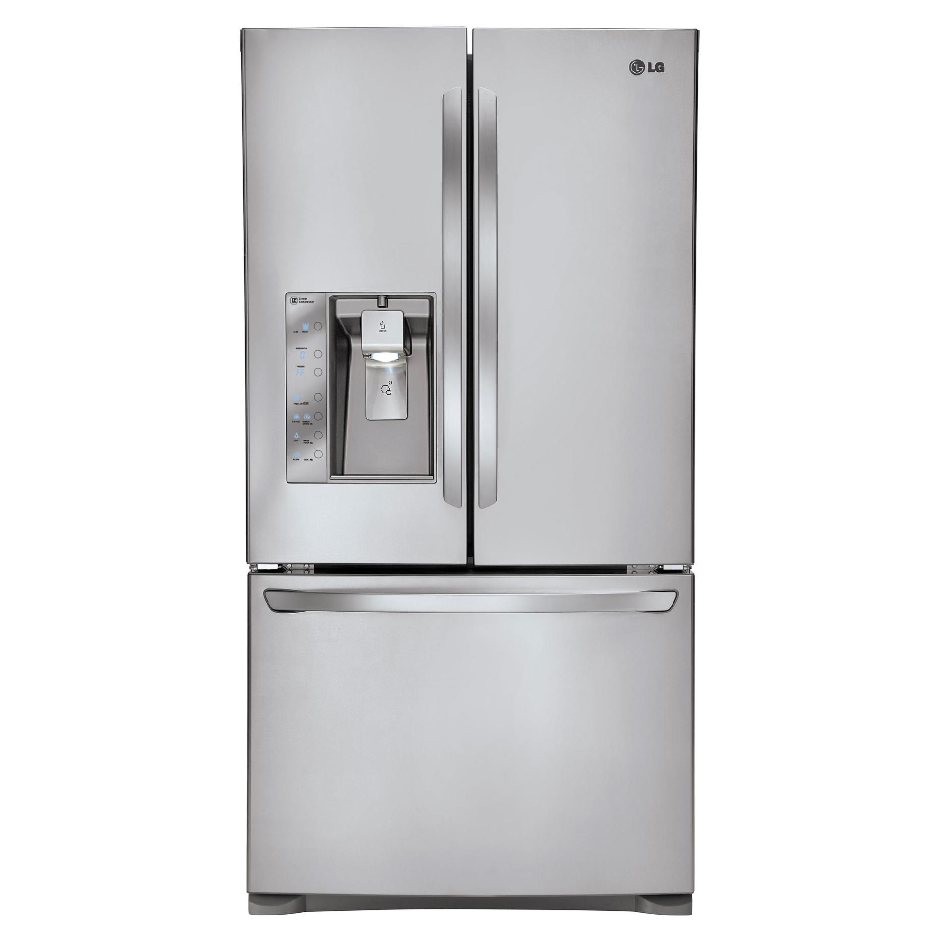Kenmore 250 Cu Ft French Door Bottom Freezer Refrigerator