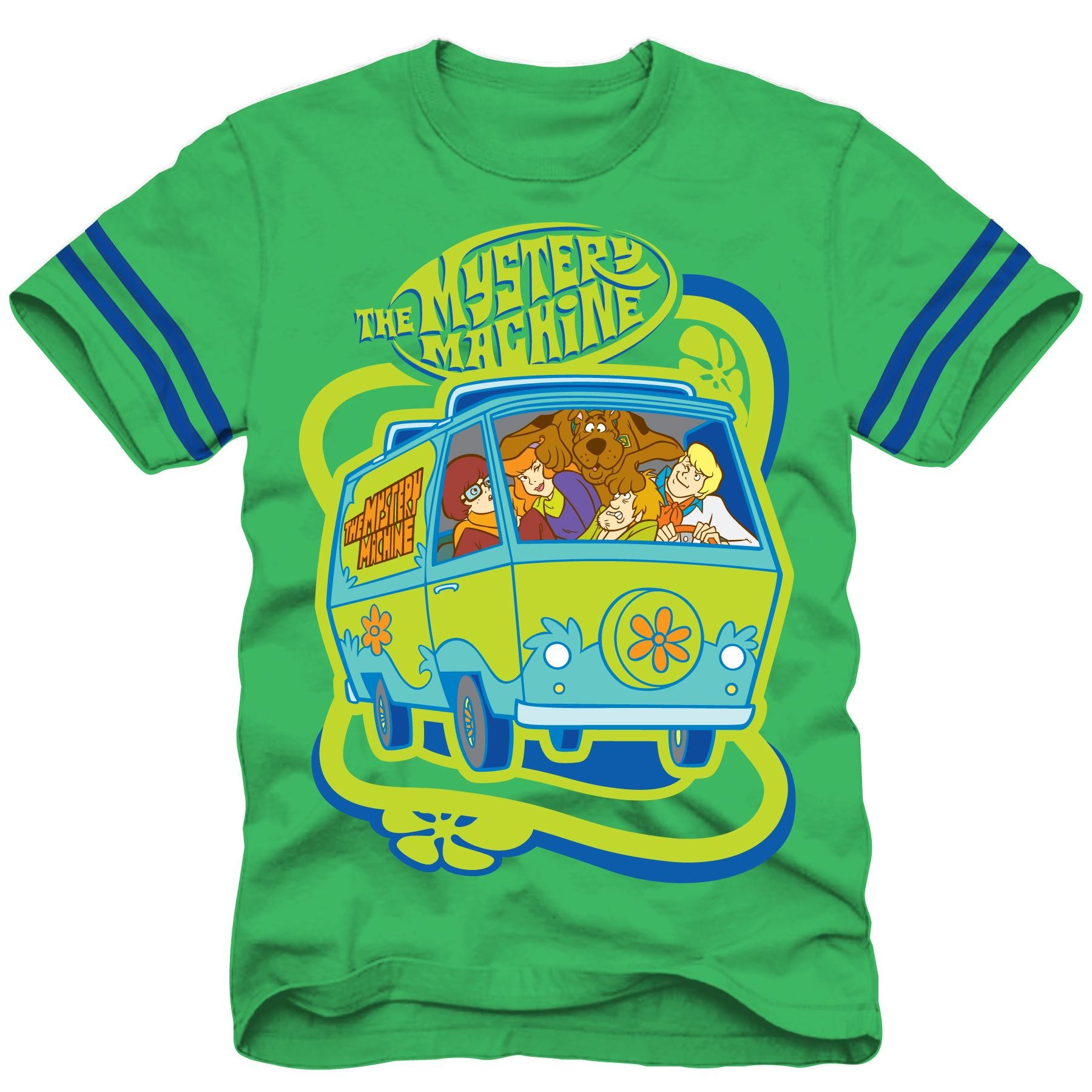 Scooby Doo Boys Graphic T Shirt