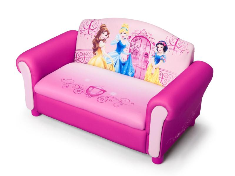 Delta Children Disney Princess Sofa   Baby   Toddler Furniture   Sofas Delta Children Disney Princess Sofa 1