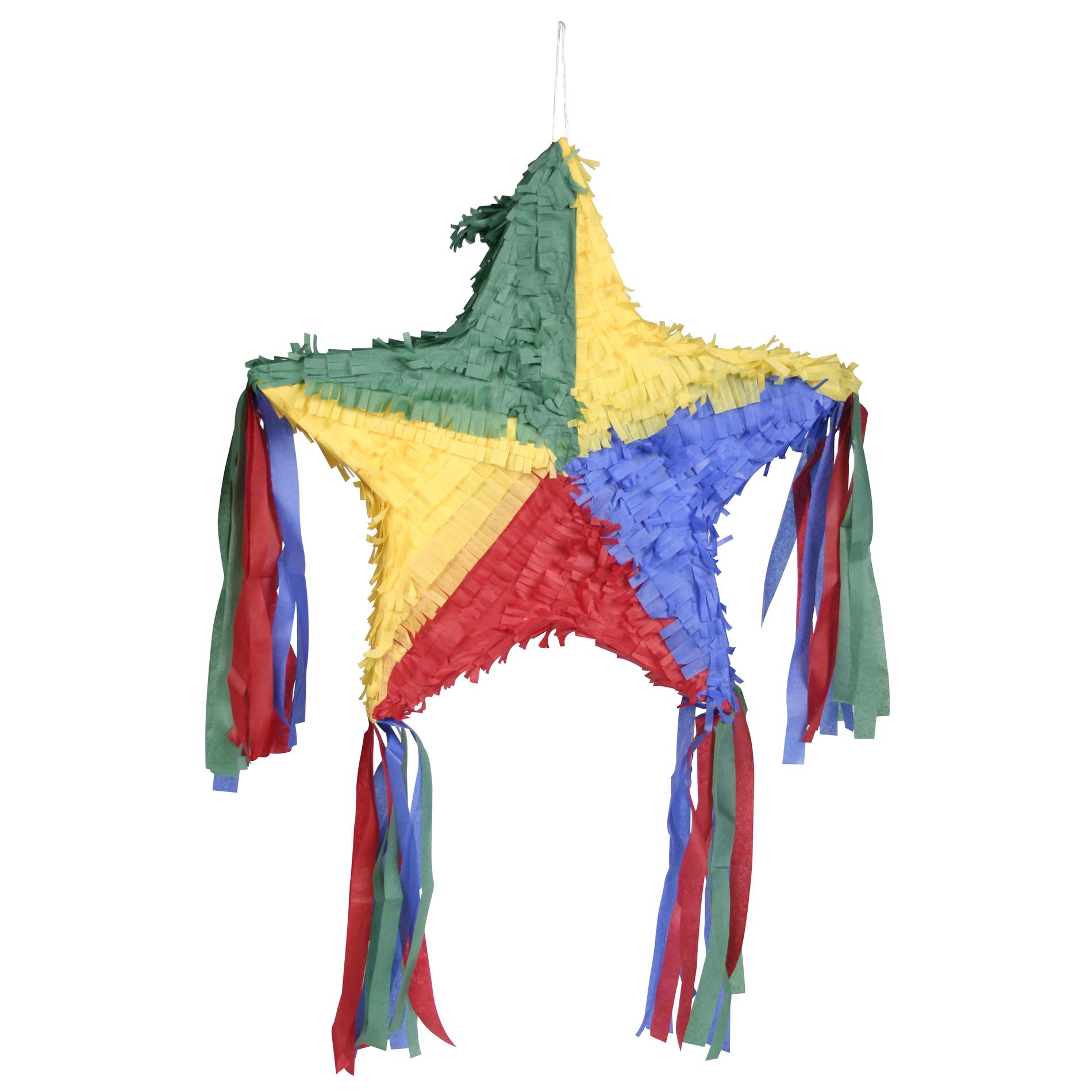 La La Mexican Star Pinata