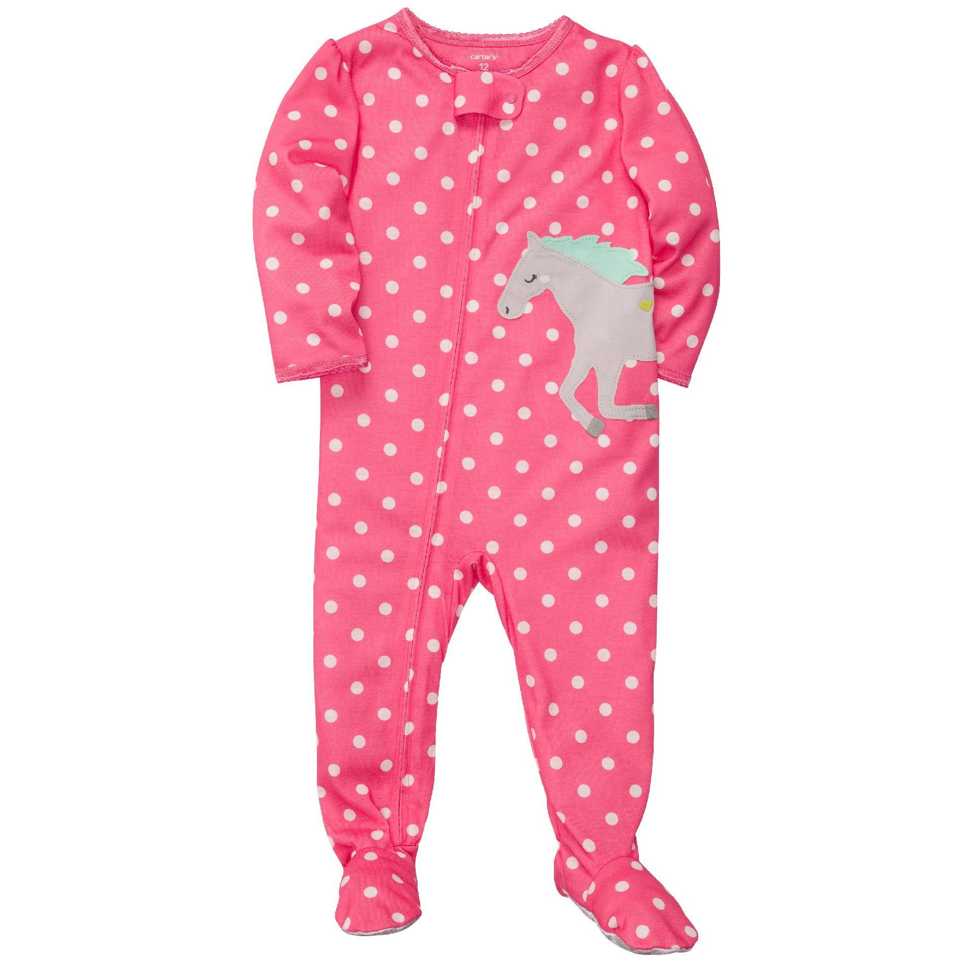 Baby Girl Sleeper Gowns