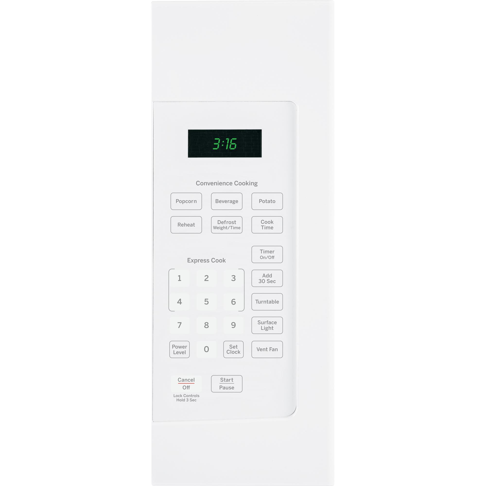 ge appliances jvm3160dfww 1 6 cu ft