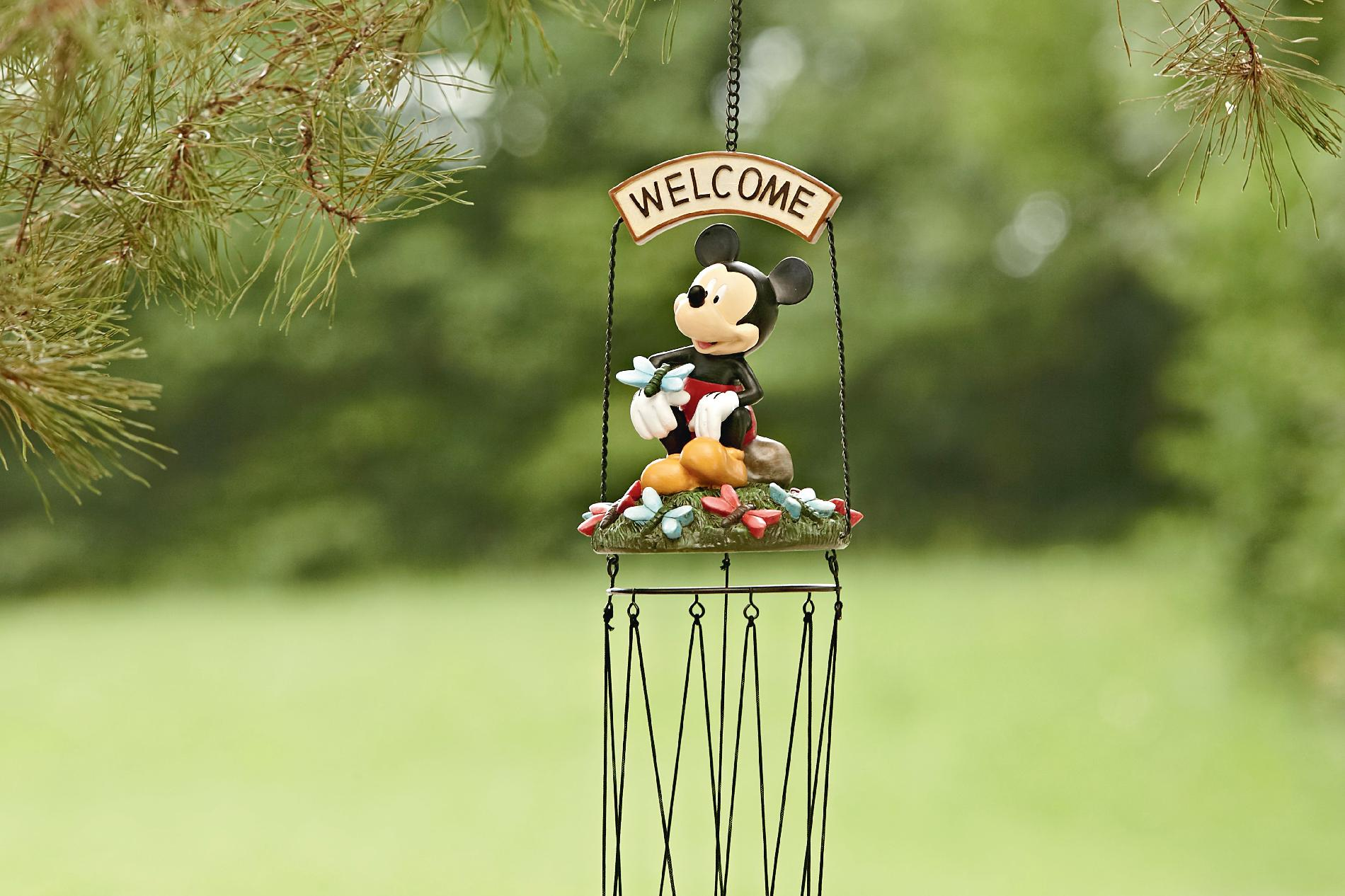 Disney Wind Chime Mickey Mouse
