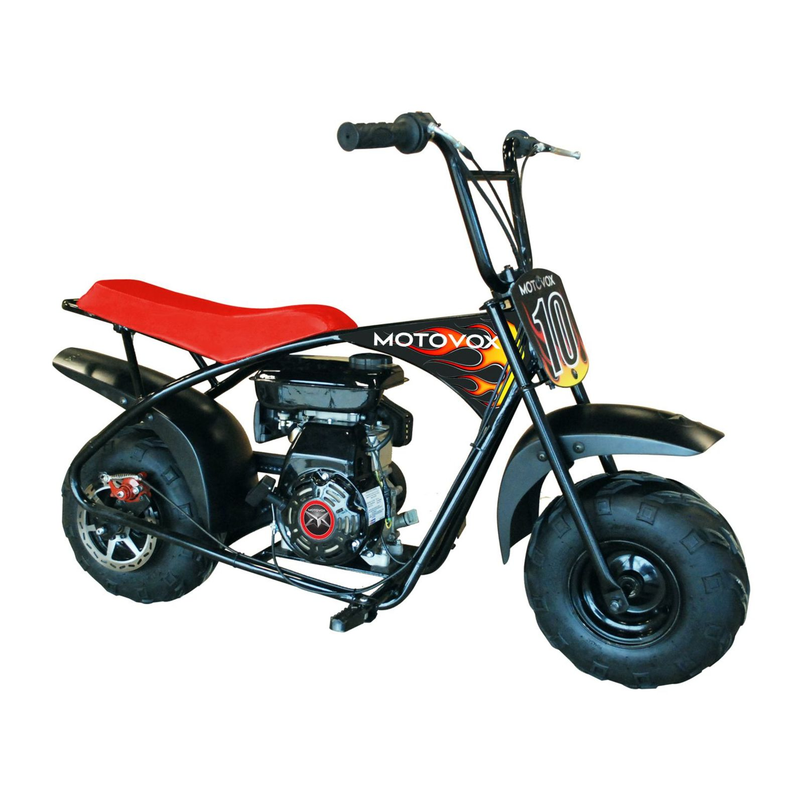 Hp Mvs10 2 2 Powered Stroke Stand 43cc Gas Scooter Motovox