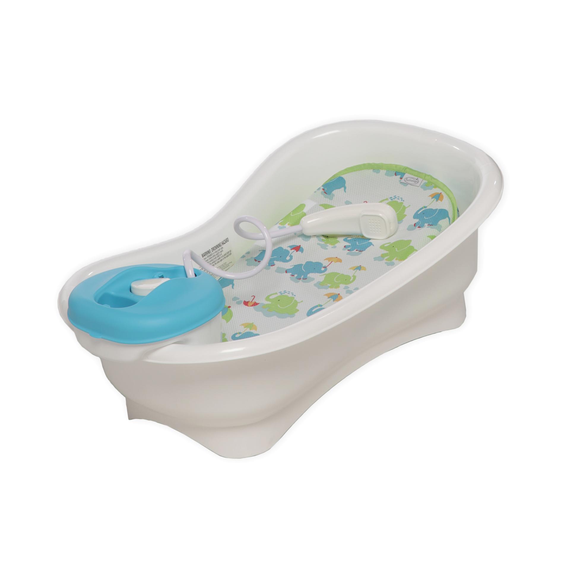Summer Infants Infants Bath Amp Shower Center Elephants