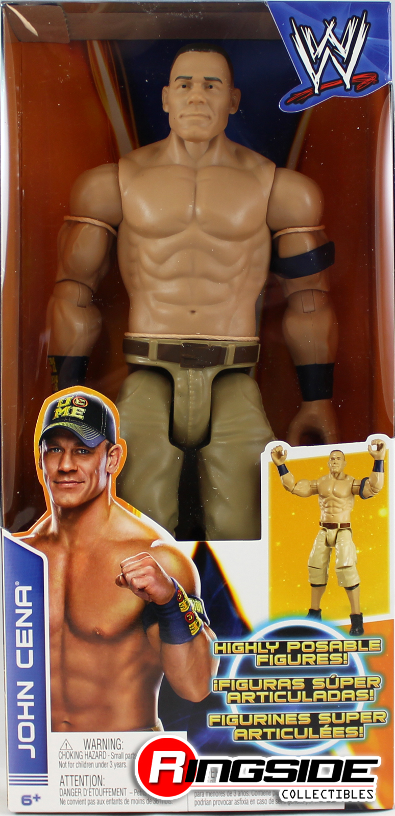 WWE John Cena 12 Inch Figures Toy Wrestling Action Figure