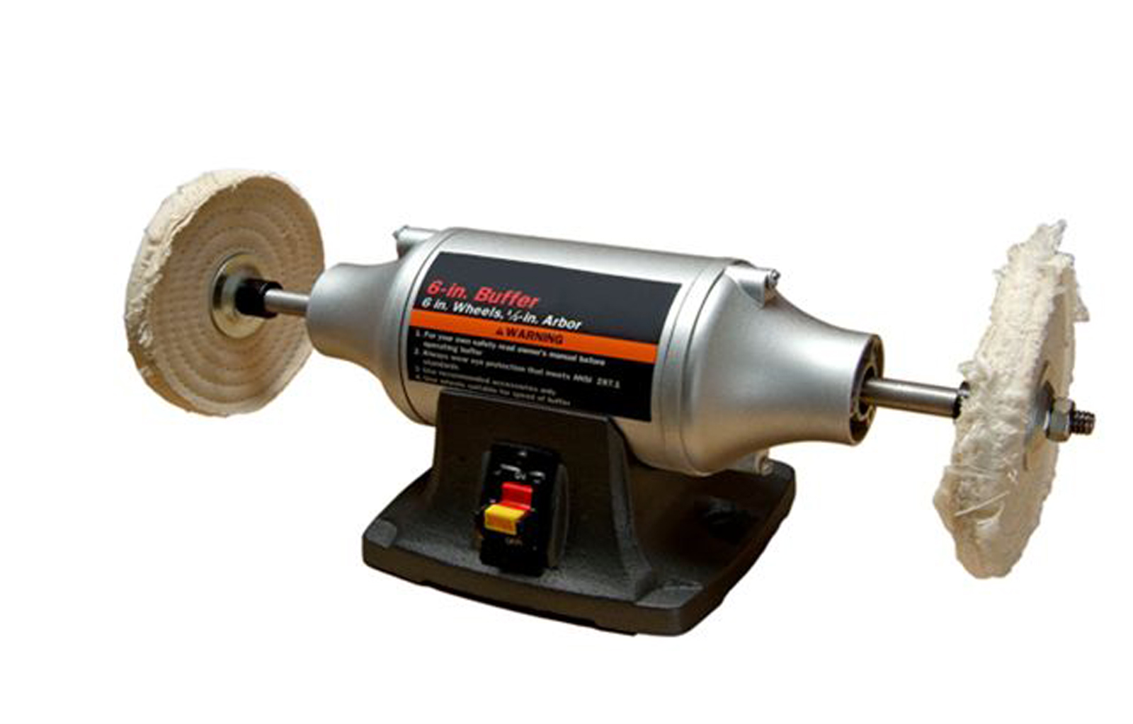 6 Quot Bench Top Buffer Get A Smooth Polish With Sears