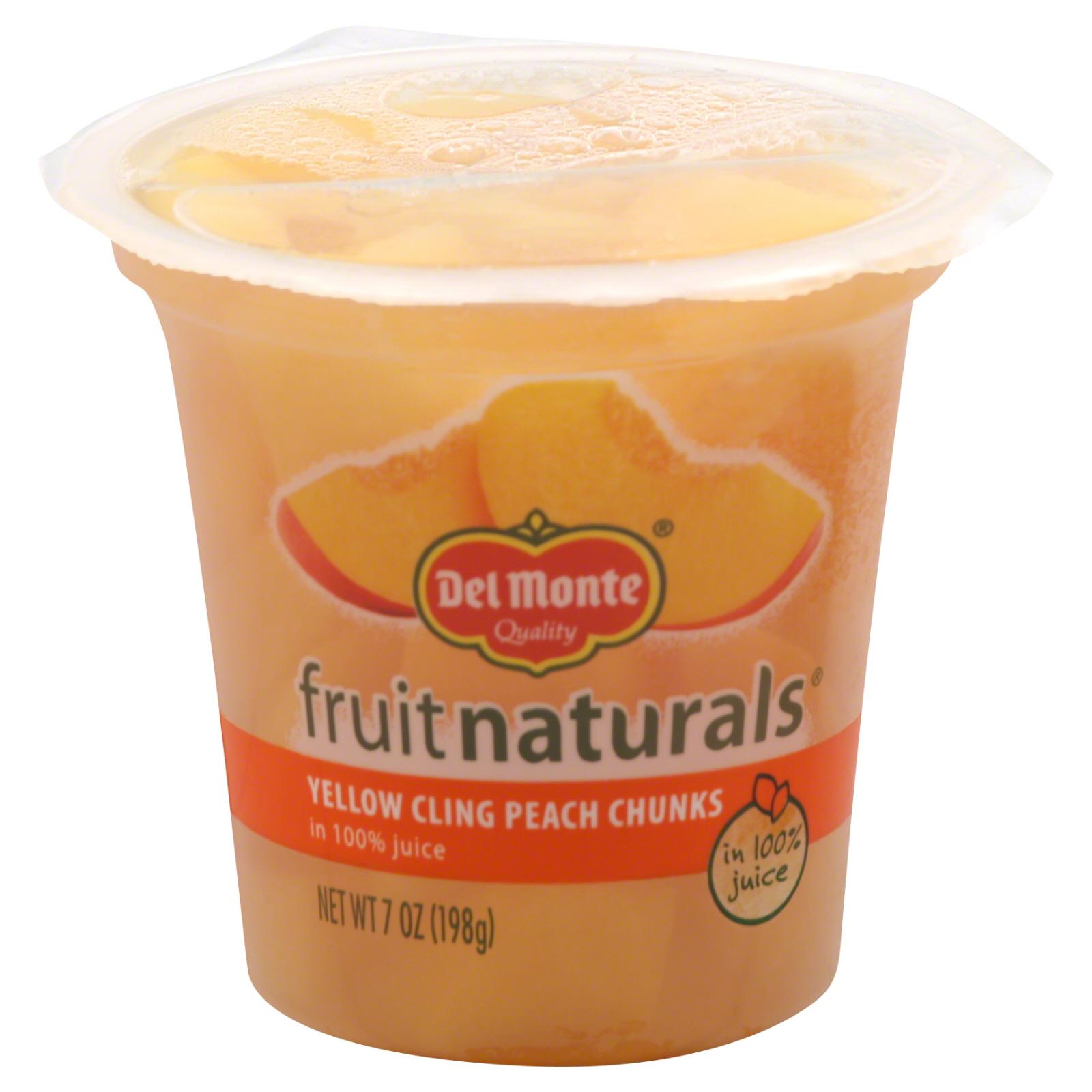 Del Monte Freestone Peaches