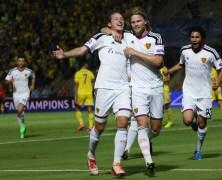 Video: Maccabi Tel Aviv vs Basel