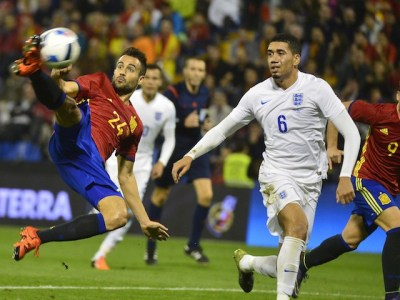 Live Commentary: Spain 2-0 England - as it happened ...