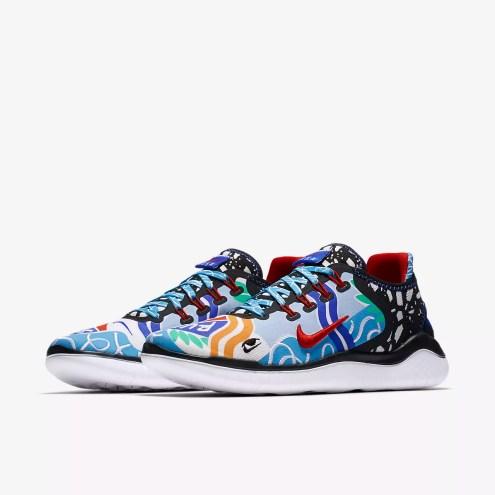 22bb64601e0d Nike x Kelly Anna Free RN 2018 T-Shirt for Your Feet Women s Running Shoe