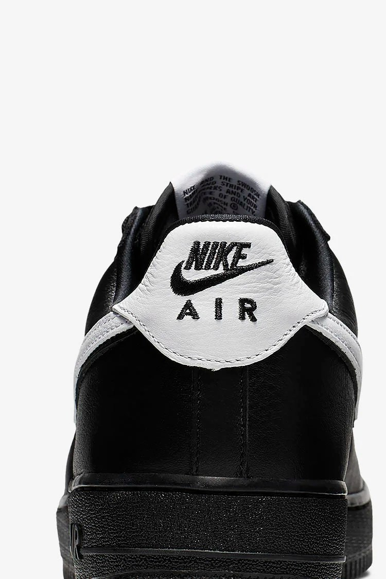 Air Force 1 'Black / White' Release Date