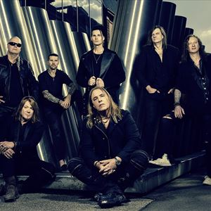 Helloween and Hammerfall: United Forces Tour 2022
