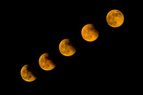 Lunar Eclipse, shravmusings