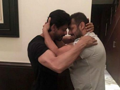 Image result for srk vs salman khan