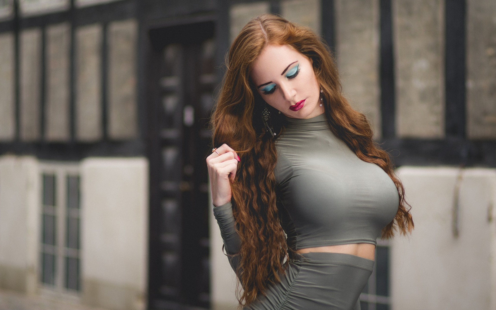 skinny girl big tits tumblr
