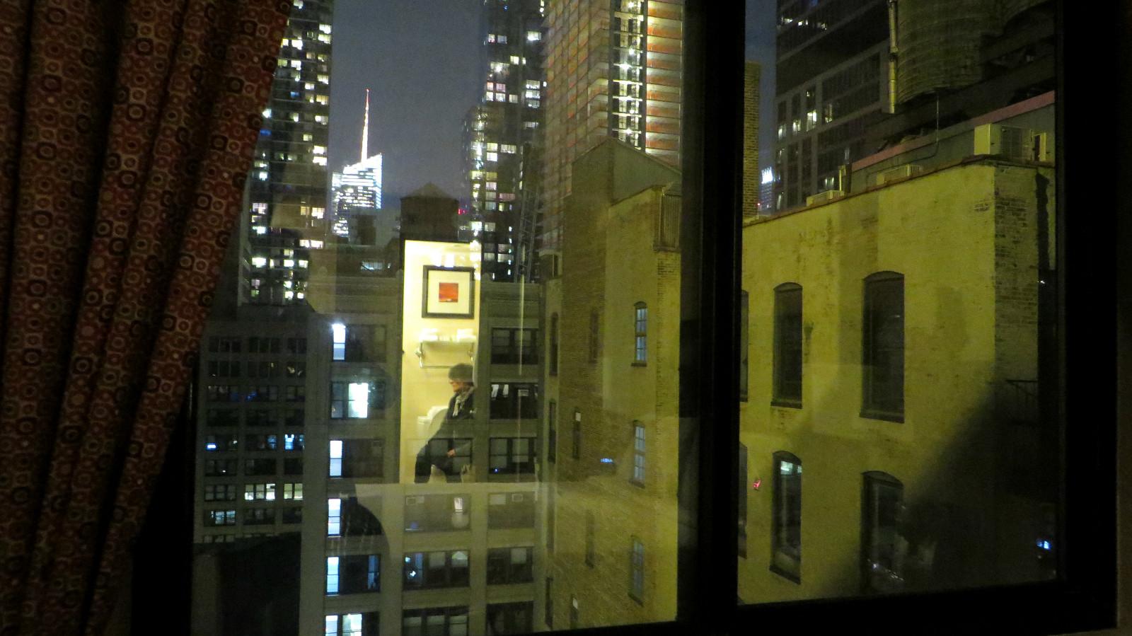 fenster stadt stadtbild nacht