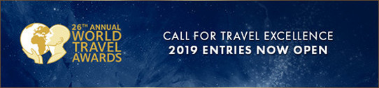 World Travel Awards 2019 Call for Travel Excellence