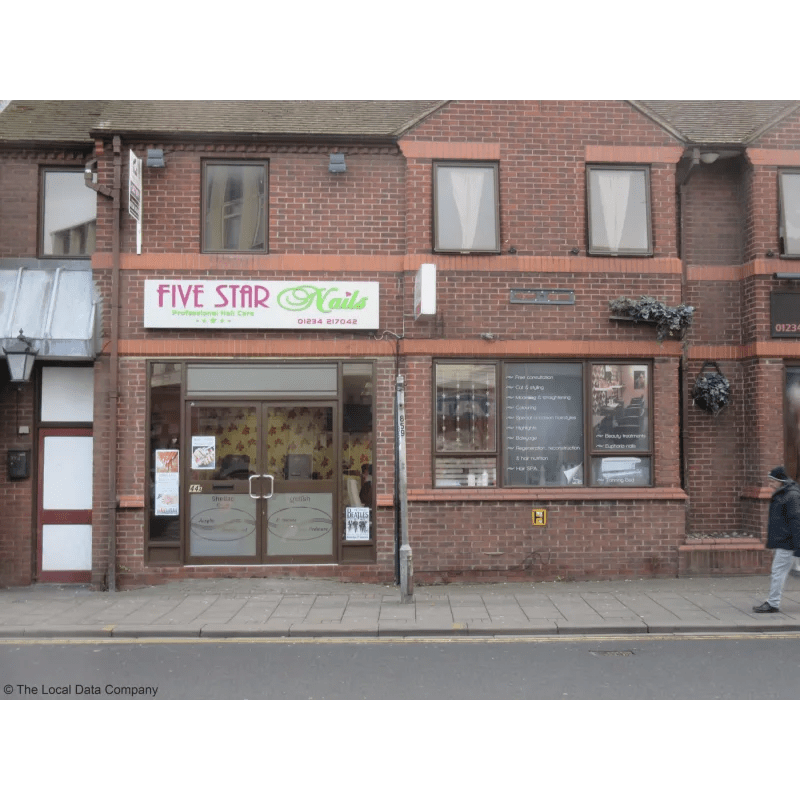 Five Star Nails Bedford Nail Technicians Yell