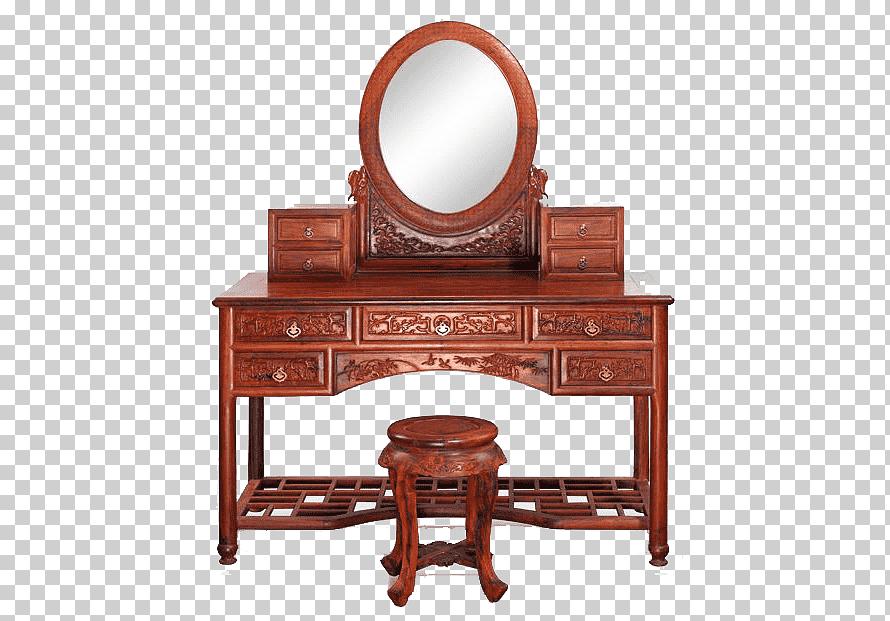 furniture antique mirror bedroom