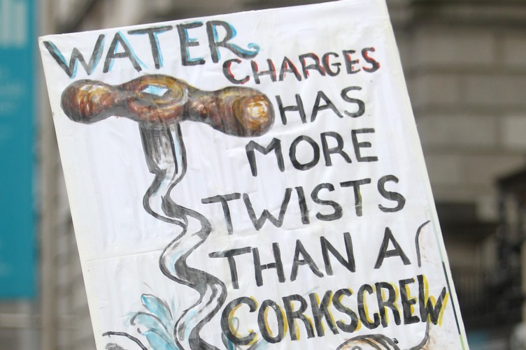 Image result for Irish Water reveals households wasting less than it was previously thought